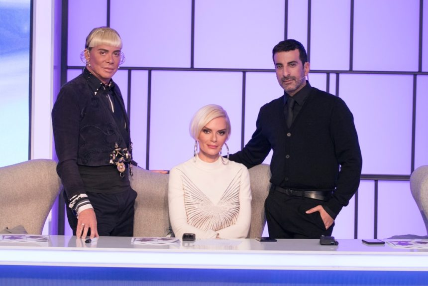 My Style Rocks: Η Soula Glamorous σχολιάζει πιο καυστικά από ποτέ την πρεμιέρα! [pics] | tlife.gr