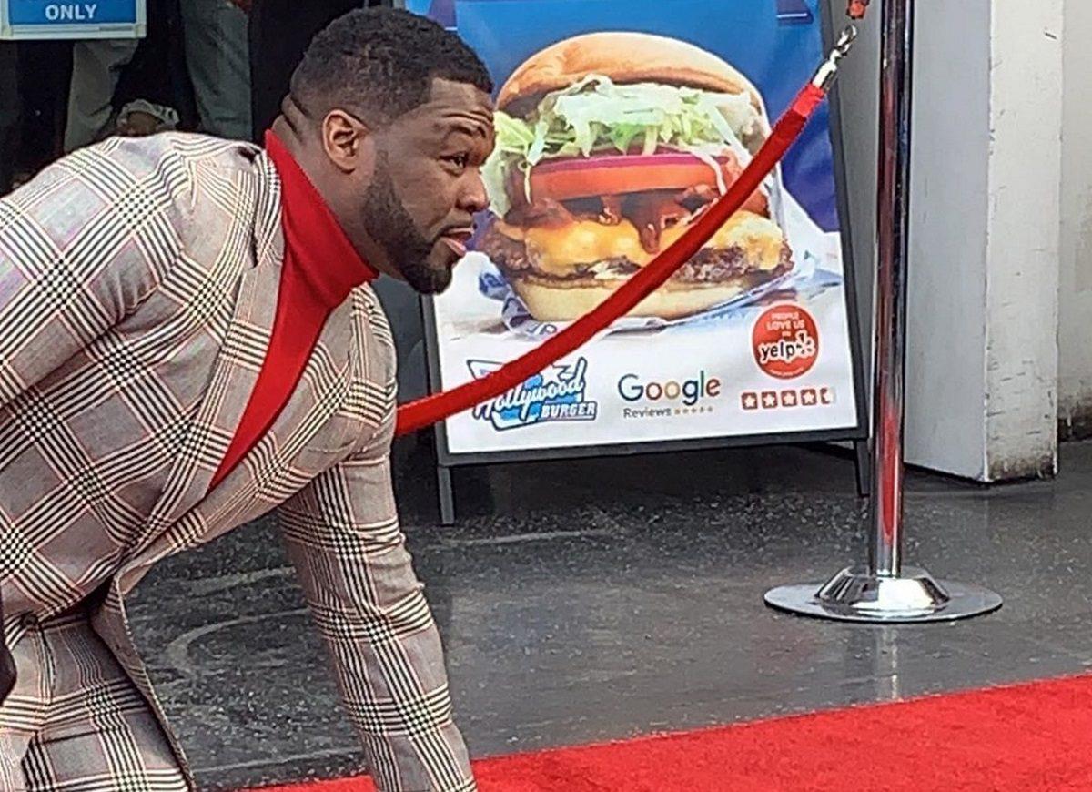 Ο 50 Cent απέκτησε αστέρι στη Λεωφόρο της Δόξας του Χόλιγουντ!   tlife.gr