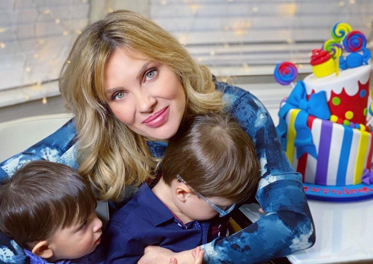 Χριστίνα Αλούπη: Γιόρτασε τα πρώτα γενέθλια του μικρού Αλέξανδρου! [pics]