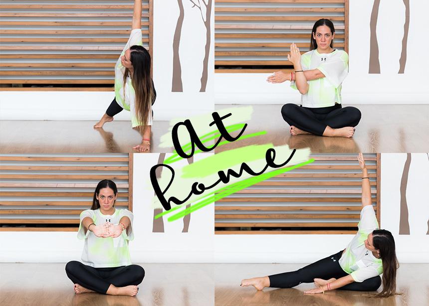 Mandy Challenge (Part IΙ): 2 εβδομάδες, 1 άσκηση τη μέρα…για γυμνασμένα χέρια, πλάτη και στήθος! | tlife.gr