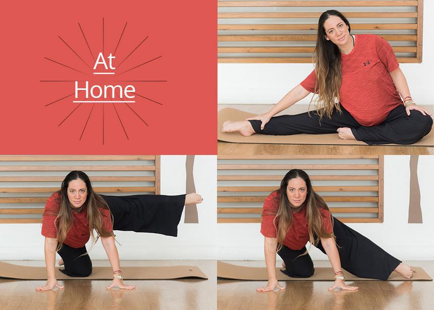 Είσαι έγκυος; 8 εύκολες ασκήσεις για να μειώσεις την κατακράτηση στην περιοχή των ποδιών!
