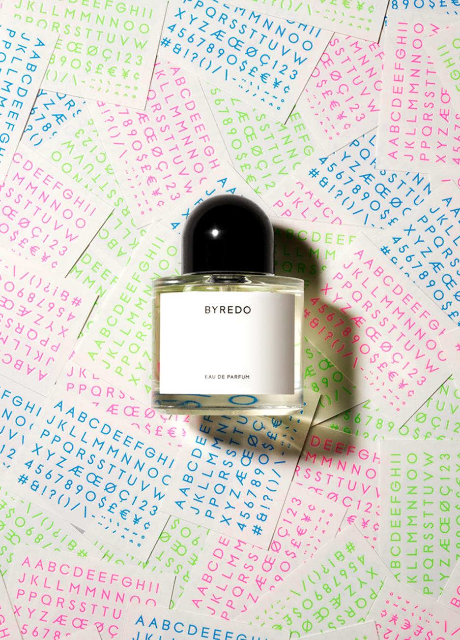 Το συλλεκτικό άρωμα Byredo είναι αυτό που θα ζητήσουμε για τον Άγιο Βαλεντίνο!