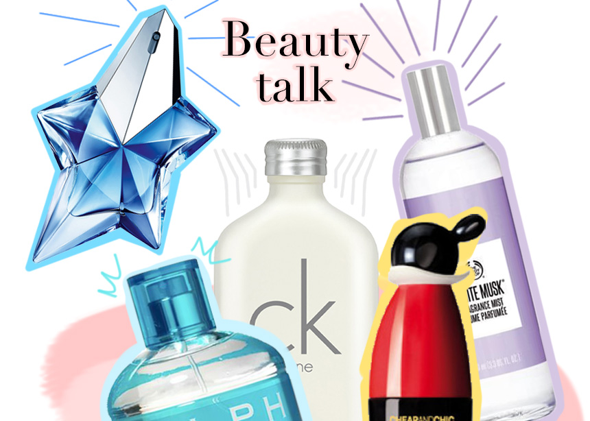 Beauty talk: ποιο από τα αρώματα των 90's σε στιγμάτισε περισσότερο;