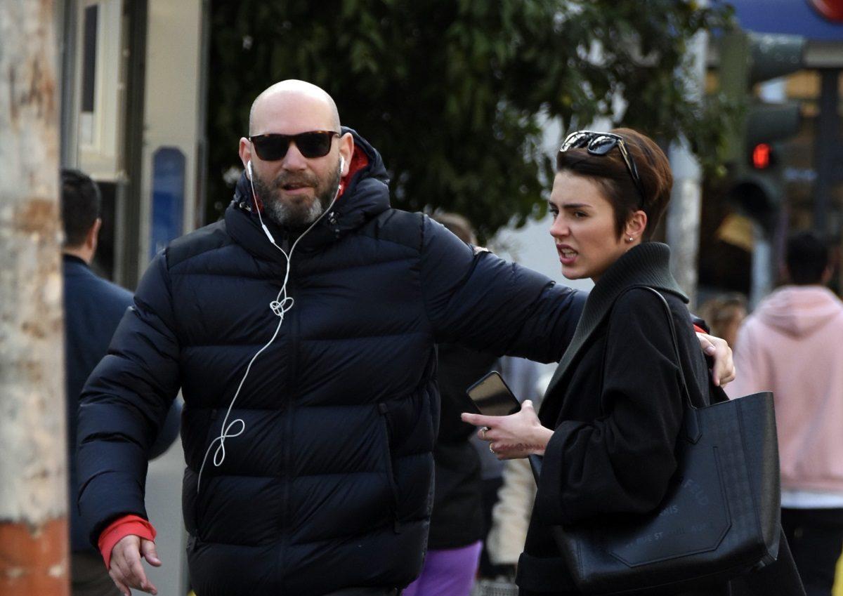 Κάτια Ταραμπανκό – Γιώργος Λάγιος: Μιλούν πρώτη φορά για τη σχέση τους on camera! Video   tlife.gr