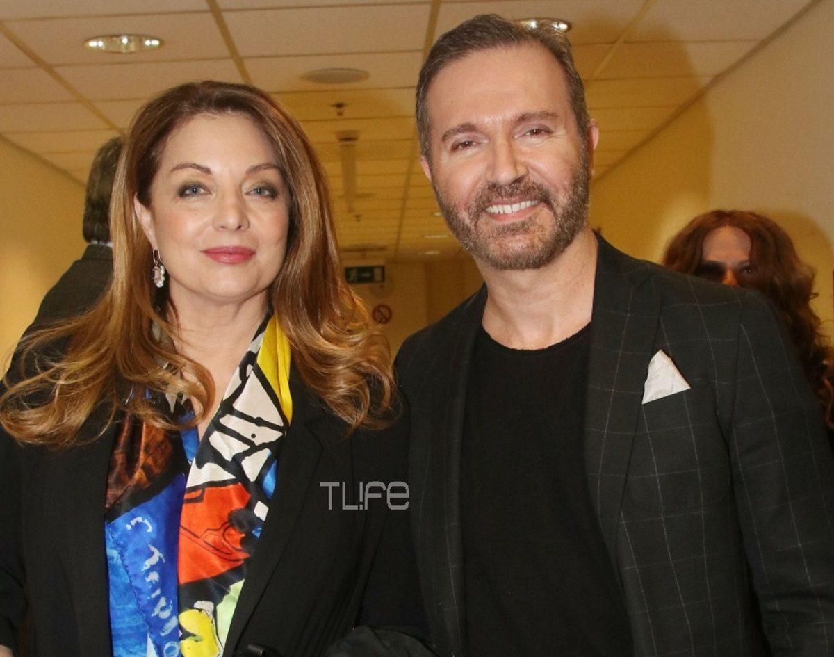 Άντζελα Γκερέκου: Κομψή εμφάνιση στο θέατρο! Φωτογραφίες | tlife.gr