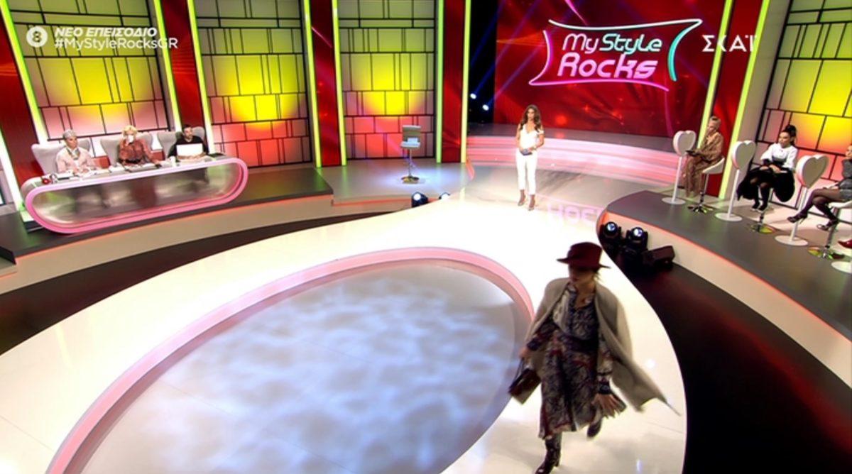 My Style Rocks: Έφυγε νευριασμένη από το πλατό η Μαρία Καζαριάν και ξέσπασε σε κλάματα [video] | tlife.gr