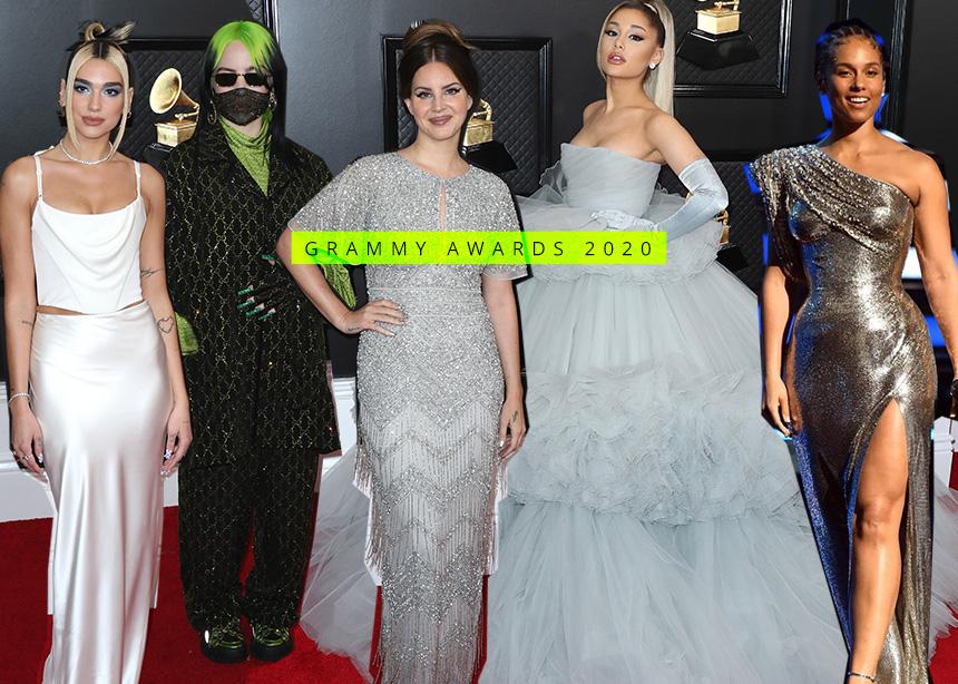Grammy Awards 2020: Τι φόρεσαν οι Celebrities στο κόκκινο χαλί; | tlife.gr