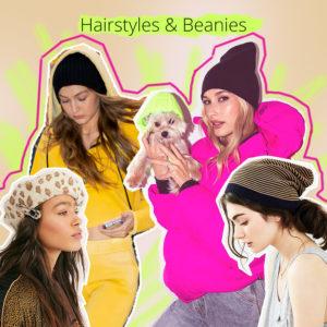 Όλοι οι stylish τρόποι να συνδυάσεις το χτένισμα με το καπέλο σου γιατί… baby it's cold outside!