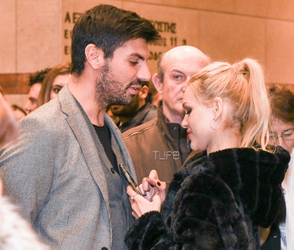 Βίκυ Κάβουρα – Γιώργος Βίγγος: Η νέα βραδινή έξοδος και τα λόγια αγάπης της ηθοποιού για τον σύντροφό της! [pics] | tlife.gr