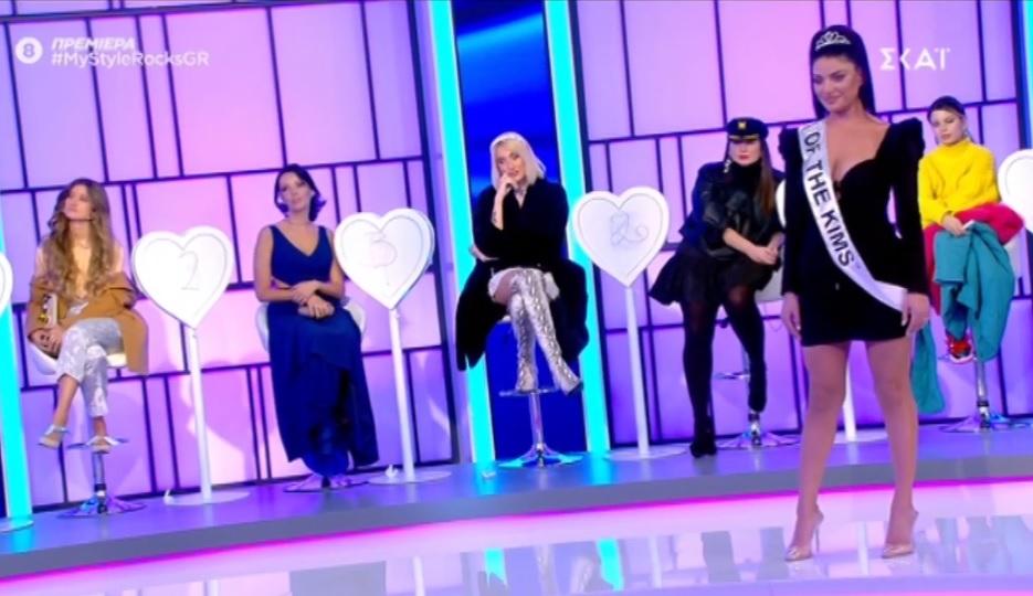 My Style Rocks: Η hot εμφάνιση της Μαρίας Καζαριάν στην πρεμιέρα και τα… αρνητικά σχόλια! Video   tlife.gr