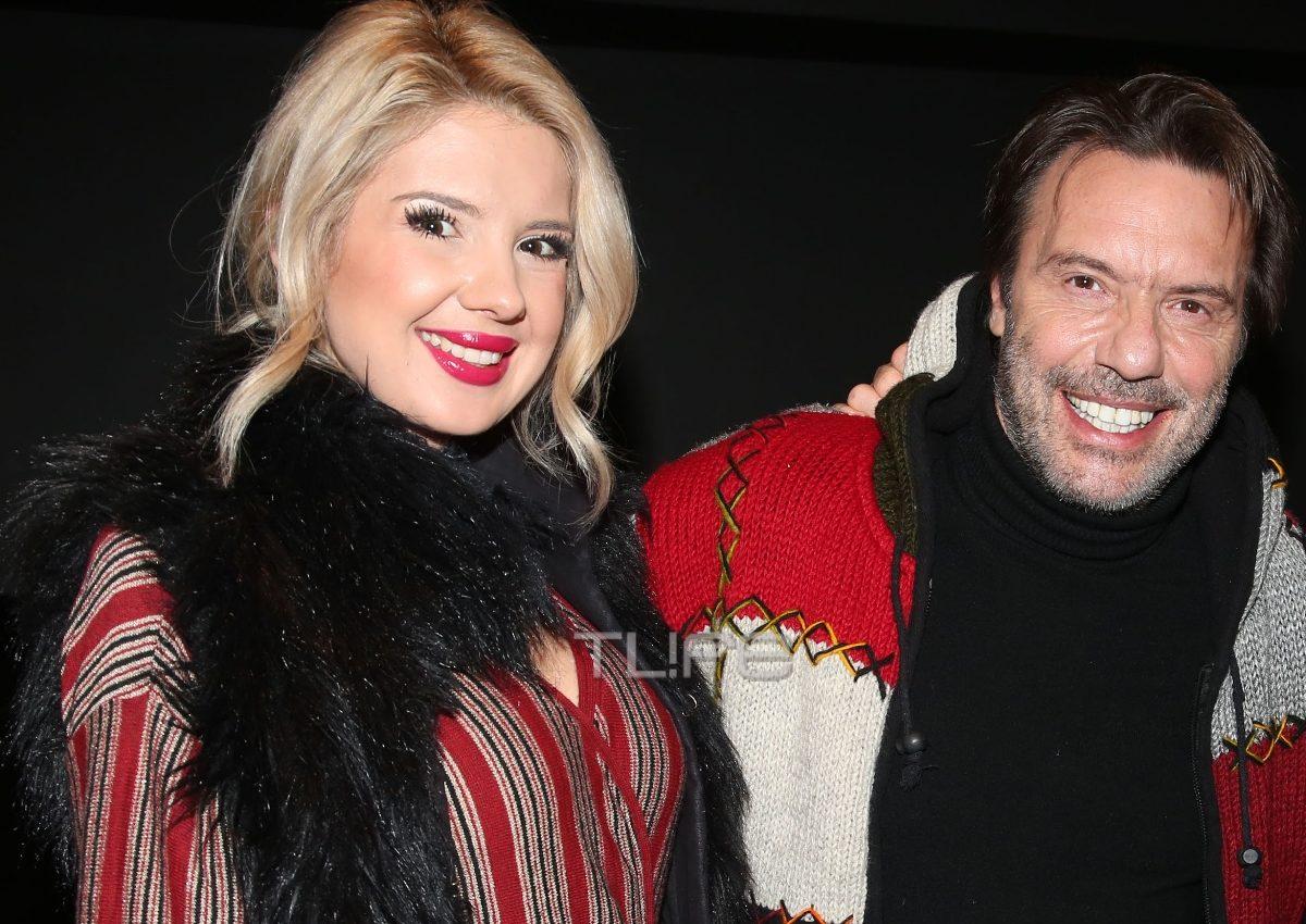 Στράτος Τζώρτζογλου – Σοφία Μαριόλα: Αγκαλιά στο θέατρο! [pics] | tlife.gr