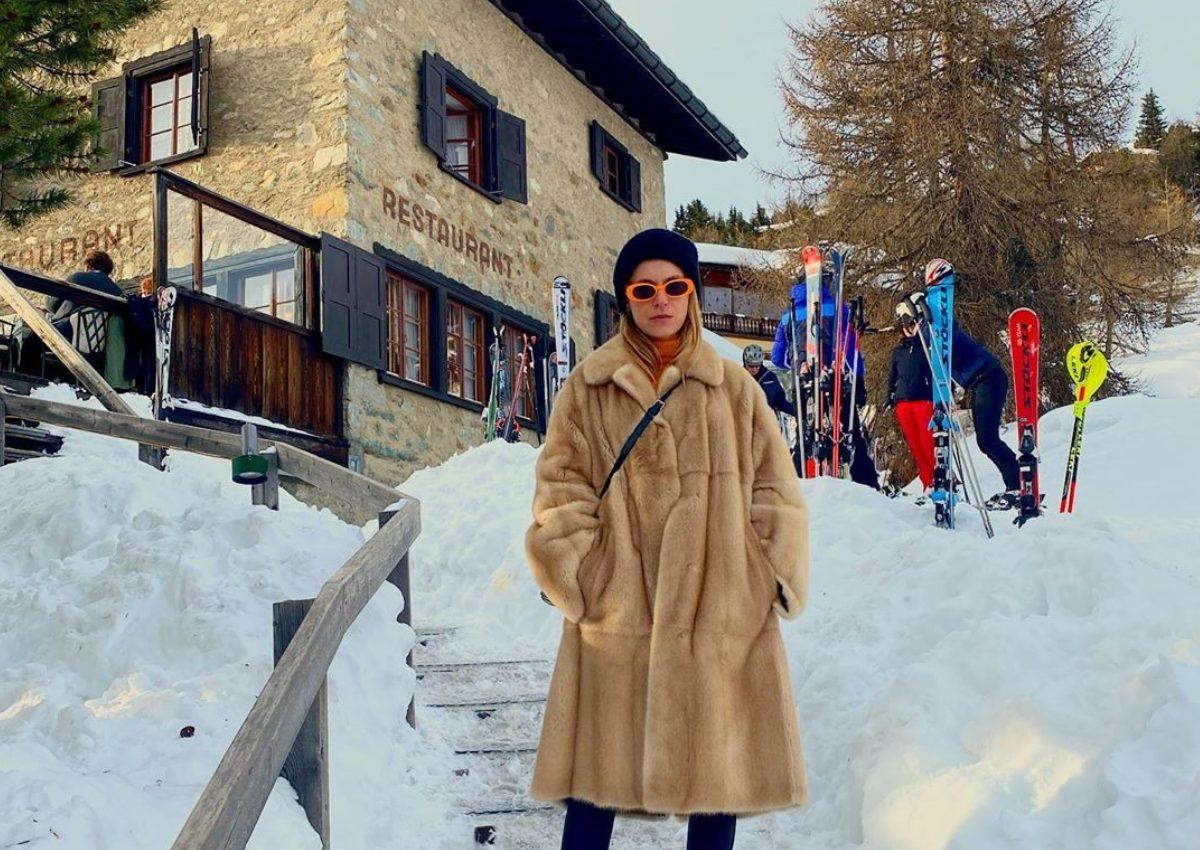 Ευγενία Νιάρχου: Για σκι στο St Moritz λίγο πριν το γάμο του αδελφού της Σταύρου Νιάρχου! [pics,vids] | tlife.gr