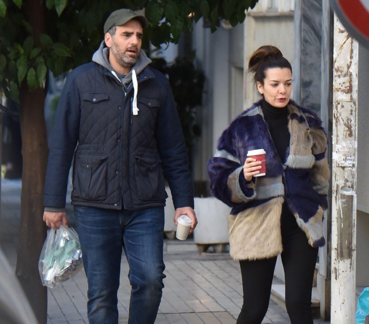 Νικολέττα Ράλλη – Μιχάλης Ανδρούτσος: Ρομαντική απόδραση στα χιόνια! [pics] | tlife.gr