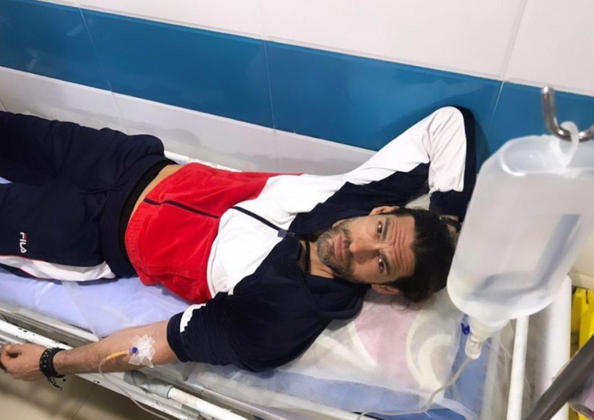 Σε νοσοκομείο στο Ιράν ο Γιάννης Σπαλιάρας [video] | tlife.gr