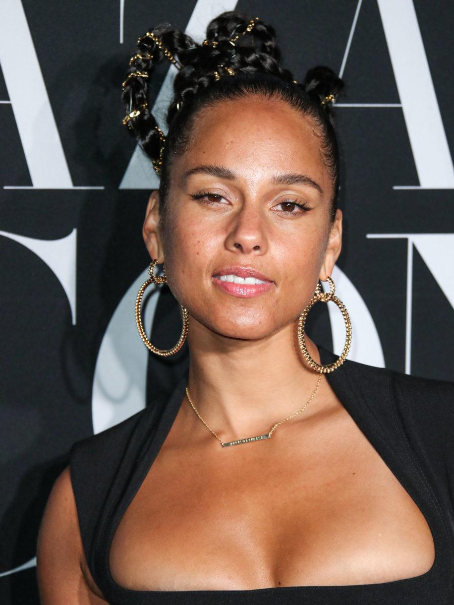 Finally! Η Alicia Keys αποκάλυψε τα προϊόντα που χρησιμοποιεί στο πρόσωπό της! | tlife.gr