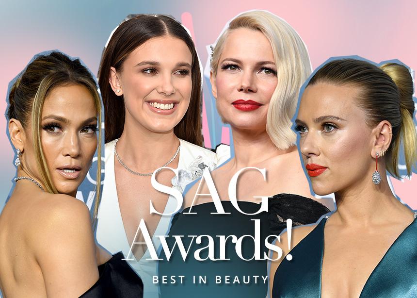 SAG Awards: αυτές είναι οι ωραιότερες beauty εμφανίσεις (και είναι πολλές)!