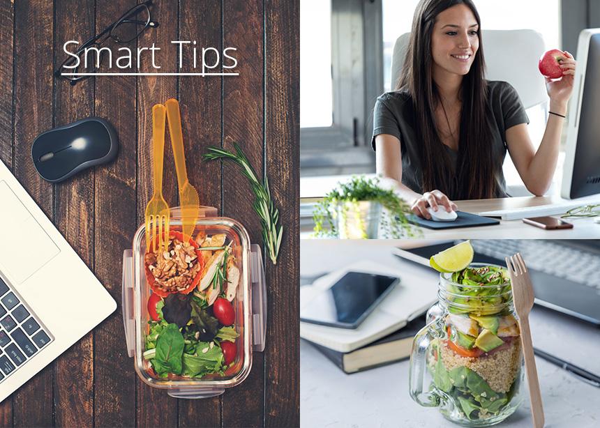 Επιστροφή στο…γραφείο! Πώς θα μείνεις πιστή στη δίαιτα σου; | tlife.gr
