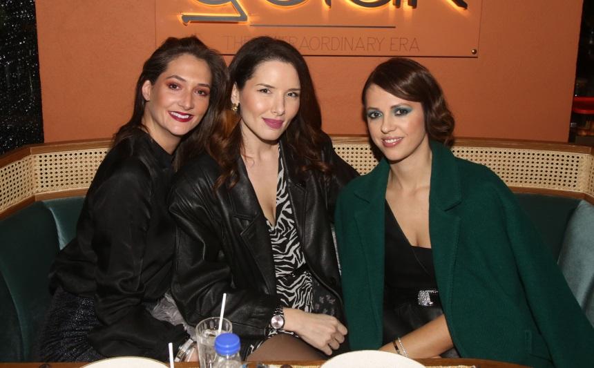 Οι celebrities σε πάρτι γενεθλίων γνωστού εστιατορίου στα νότια προάστια! [pics]   tlife.gr