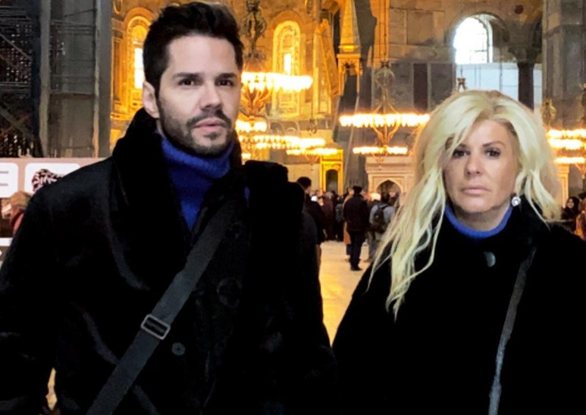 Γιώργος Τσαλίκης – Δώρα Δημητροπούλου: Ρομαντική απόδραση για δύο στην Κωνσταντινούπολη! [pics,video] | tlife.gr