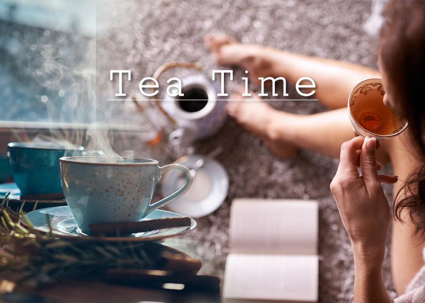 Αποτοξίνωση μετά τις γιορτές; Πιες πράσινο τσάι!