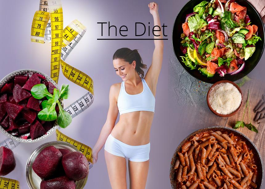 Δίαιτα: Το πλήρες πρόγραμμα για να χάσεις τα κιλά των εορτών! | tlife.gr