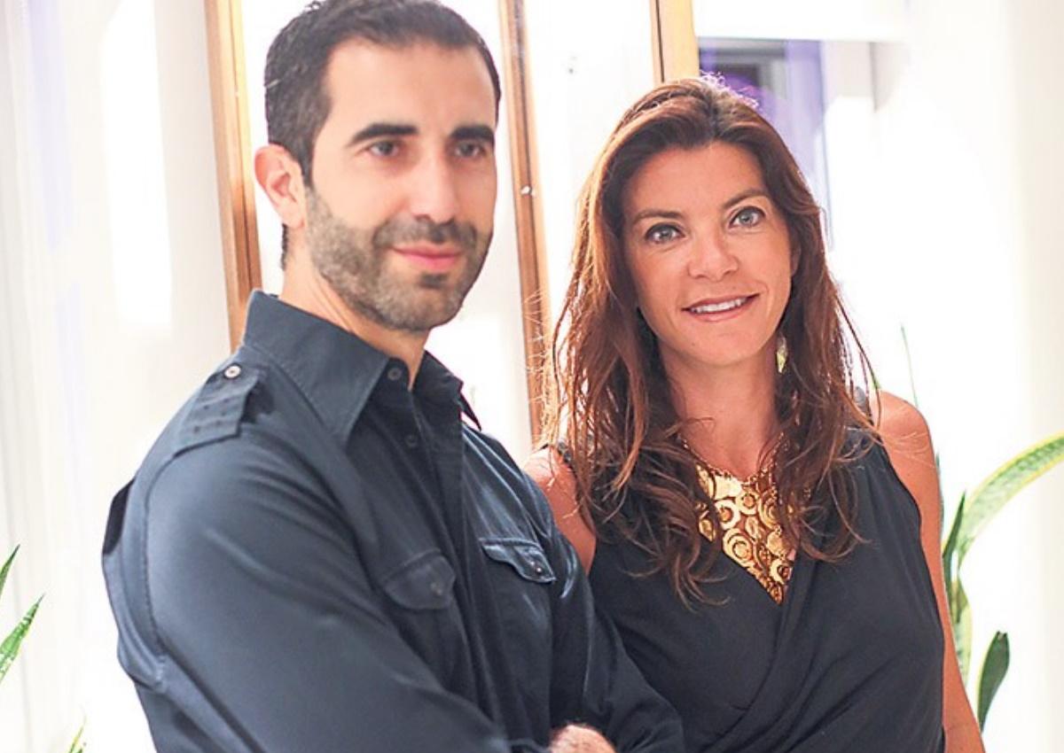 Μαρίνα Βερνίκου – Μίλτος Καμπουρίδης: Απόδραση για δύο στο μαγευτικό Παρίσι! [pics,video]