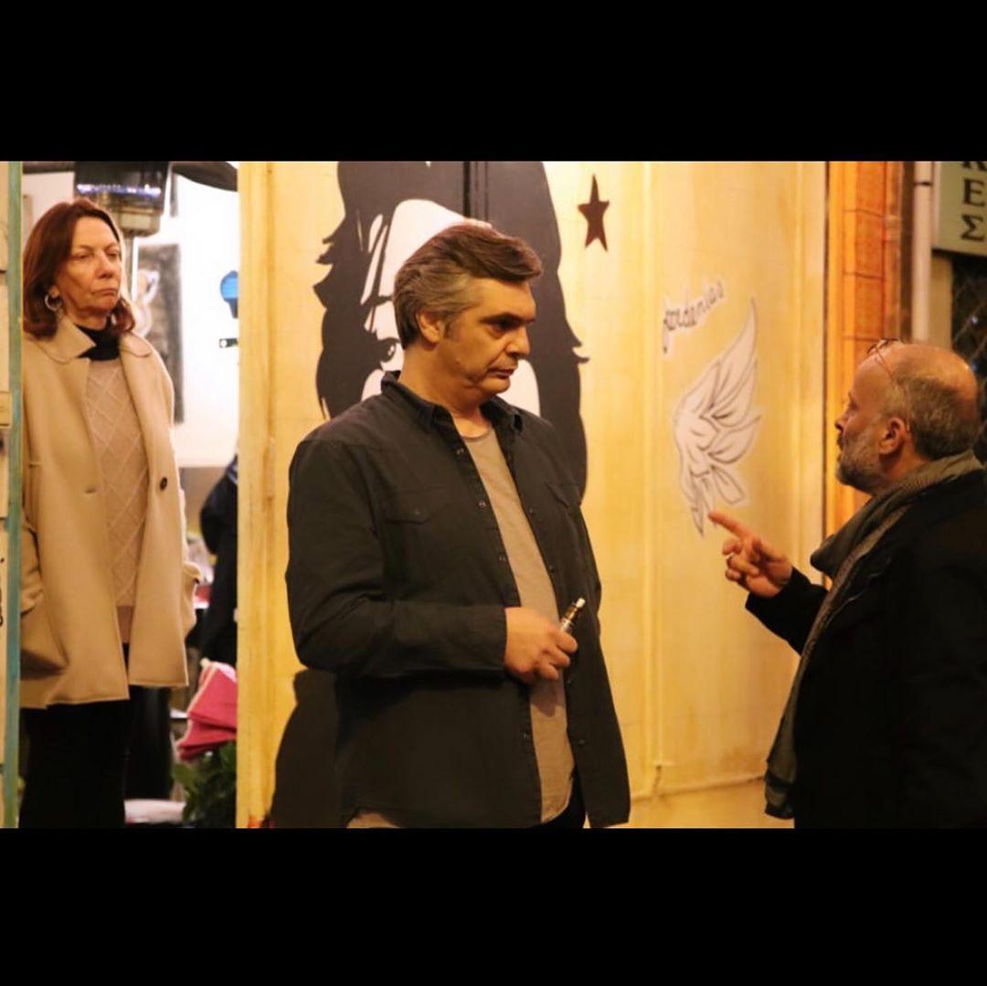 """Άλκης Κούρκουλος: Νέο look για το αγαπημένο ηθοποιό! Ξέχνα πώς ήταν στο """"Λόγω τιμής"""" [pics]"""