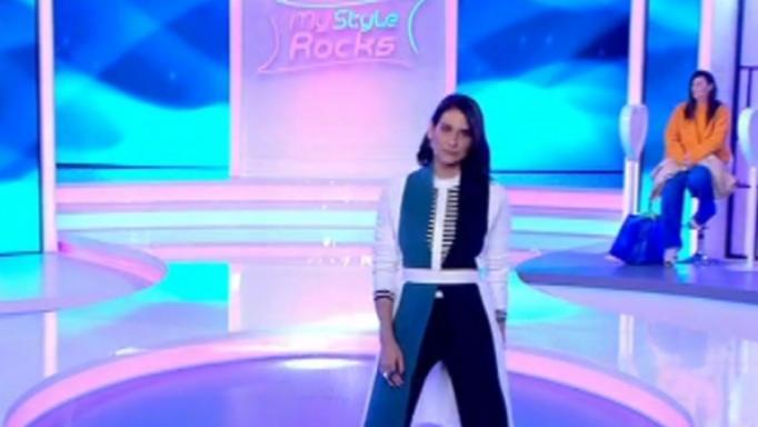 Αδιανόητο σκηνικό στο My Style Rocks – Έκανε πασαρέλα με τραγούδι της Σοφίας Βέμπο   tlife.gr