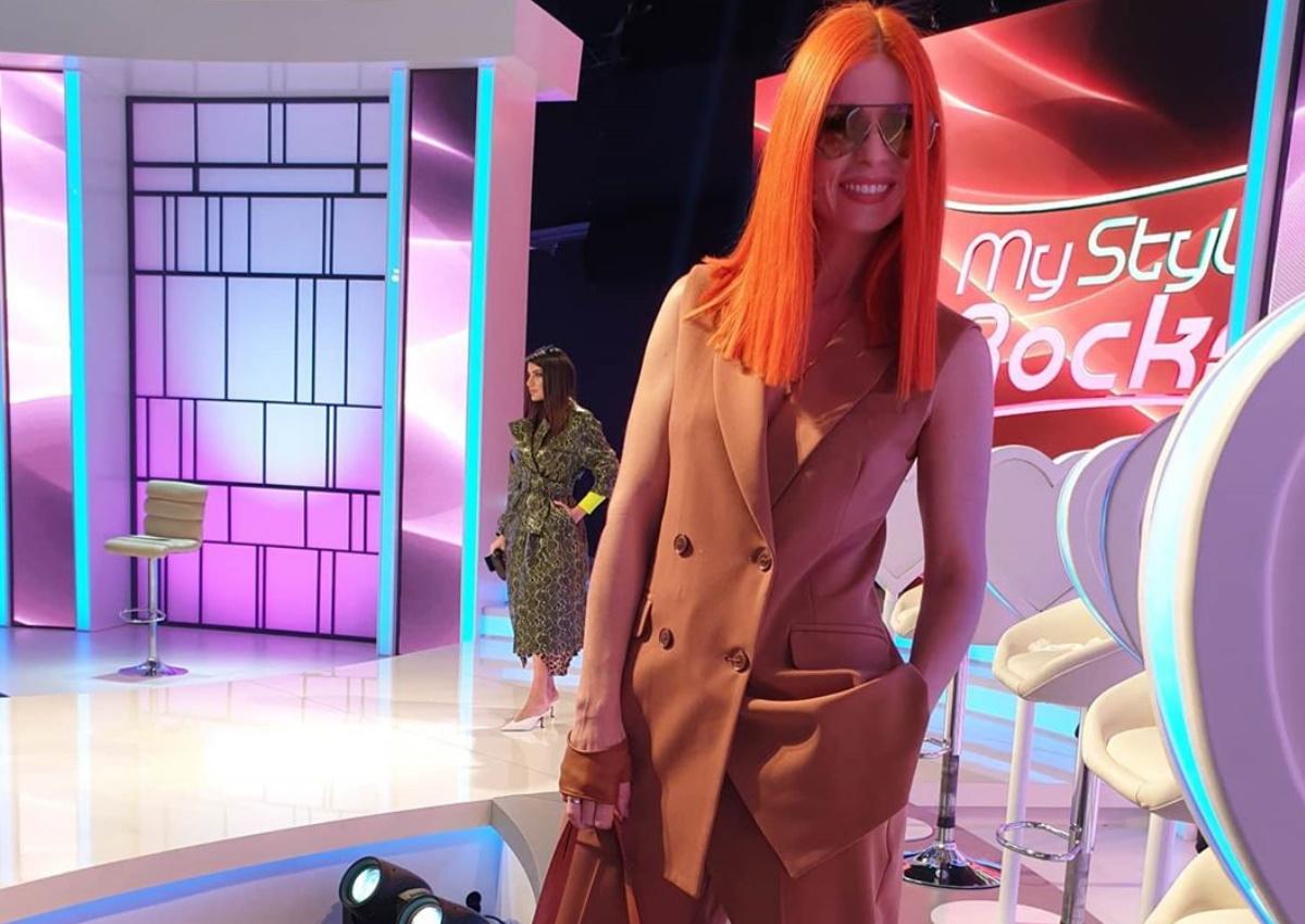 """Άντζυ Ανδριτσοπούλου: Τι λέει ο Βαλάντης για την συμμετοχή της στο """"My Style Rocks"""";"""