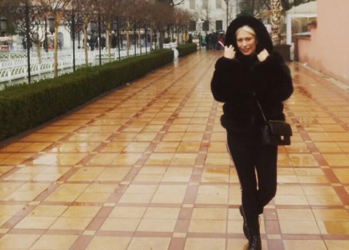 Μαρία Μπακοδήμου: Το μέρος που της έκλεψε την καρδιά στη Βαρκελώνη!