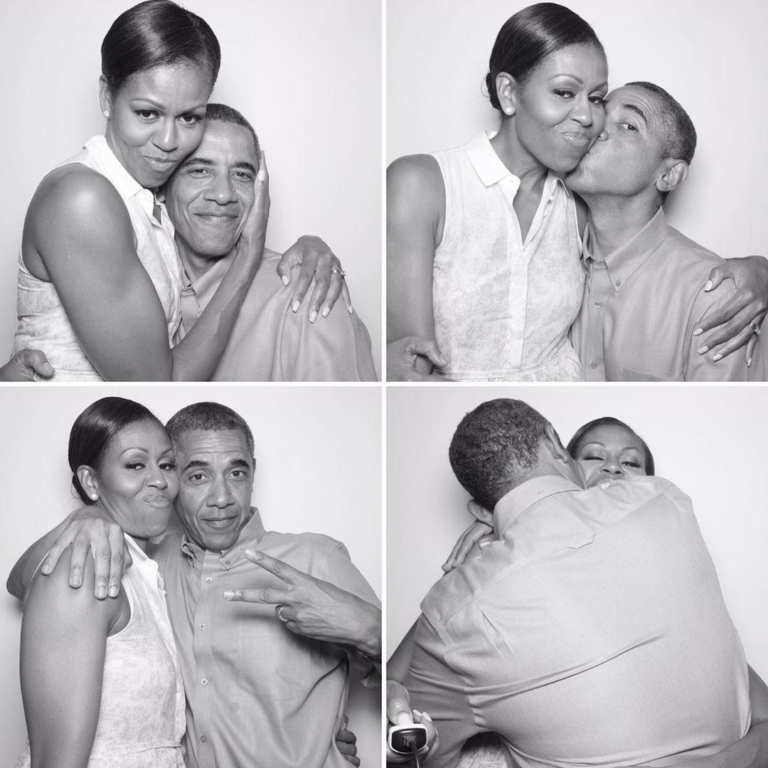 Barack Obama: Ευχήθηκε στην γυναίκα του χρόνια πολλά με την πιο παιχνιδιάρικη φωτογραφία!