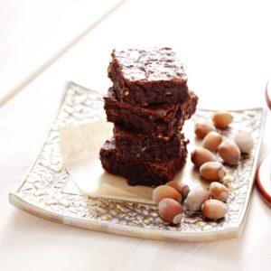Brownies με μόλις 3 υλικά