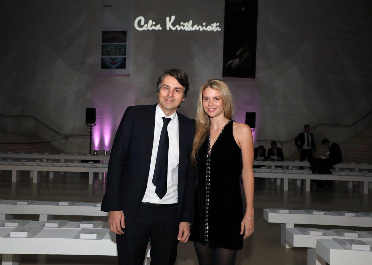 Celia Kritharioti: Οι λαμπεροί καλεσμένοι στο fashion show της, στο Λονδίνο! [pics] | tlife.gr