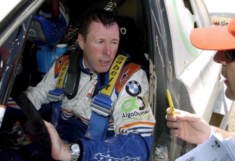 Μακάβρια σύμπτωση! 13 χρόνια πριν σκοτώθηκε με τον ίδιο τρόπο ο θρύλος του WRC Κόλιν Μακ Ρέι με τον γιό του
