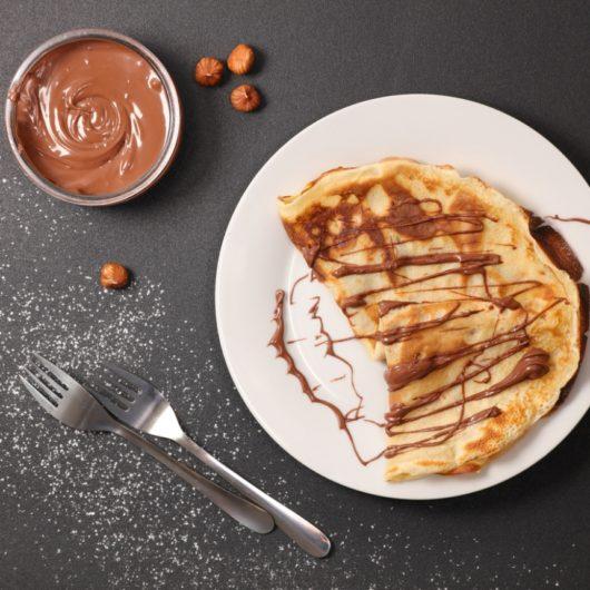 Γλυκιά κρέπα με σοκολάτα | tlife.gr