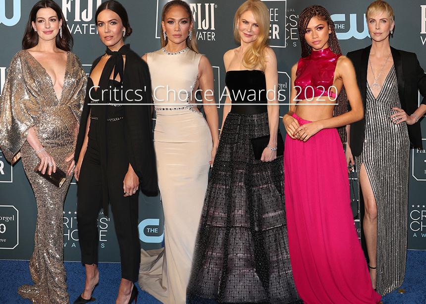 Critics' Choice Awards 2020: Oι red carpet εμφανίσεις που ξεχώρισαν!