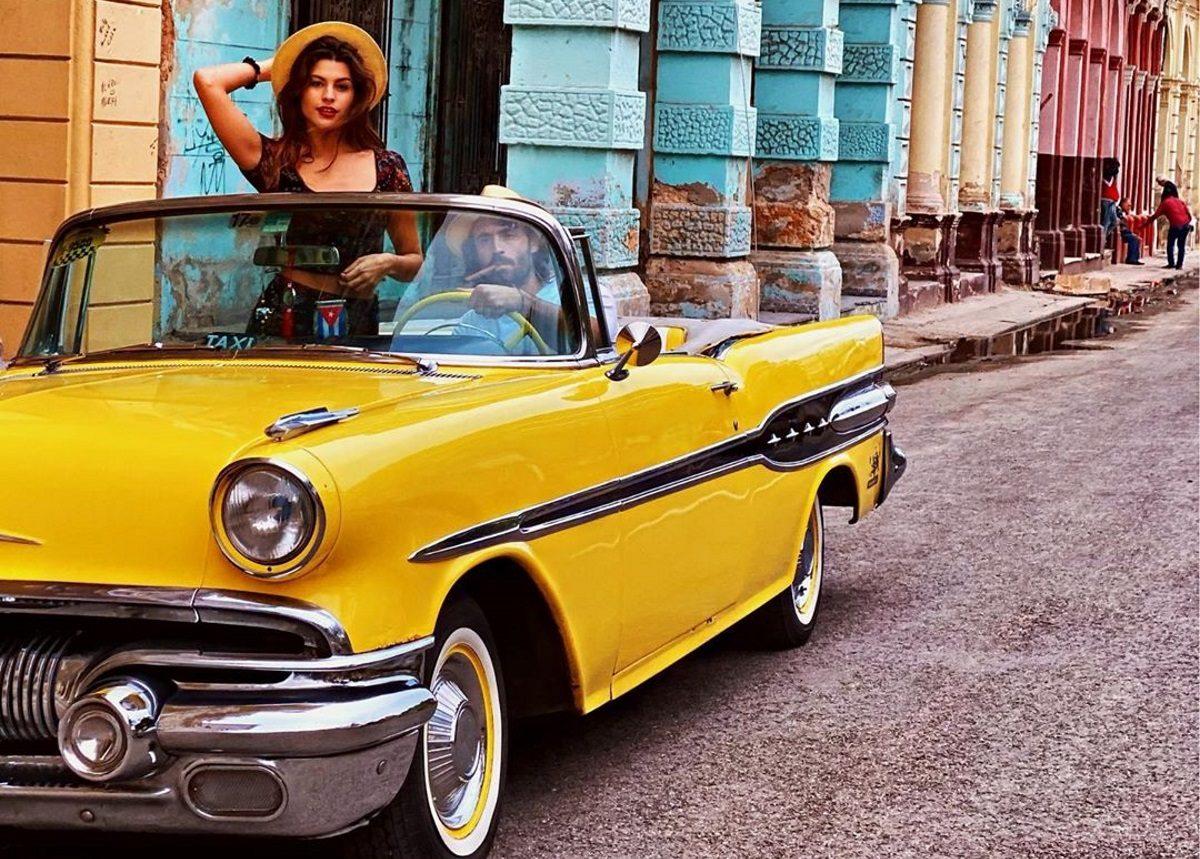 Δανάη Παππά: Ζει τον έρωτά της με τον Λάμπρο Λάζαρη στην Κούβα! [pics,vid] | tlife.gr