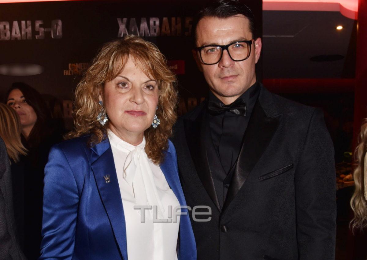 Γιώργος Αγγελόπουλος: Η μητέρα του τον καμάρωσε στο κινηματογραφικό του ντεμπούτο! [pic,video]   tlife.gr