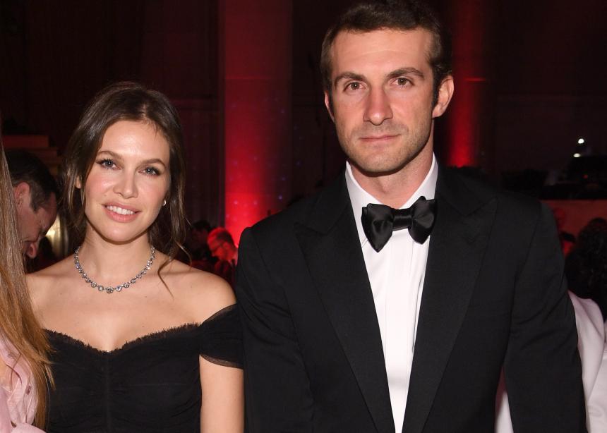 Σταύρος Νιάρχος – Ντάσα Ζούκοβα: Το δεύτερο wedding party με άρωμα… Ρωσίας! Φωτογραφίες
