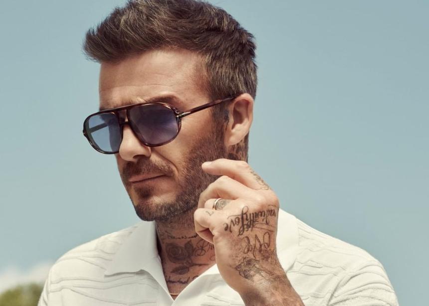 Μήπως τα φετινά σου γυαλιά είναι από την συλλογή του David Beckham; | tlife.gr