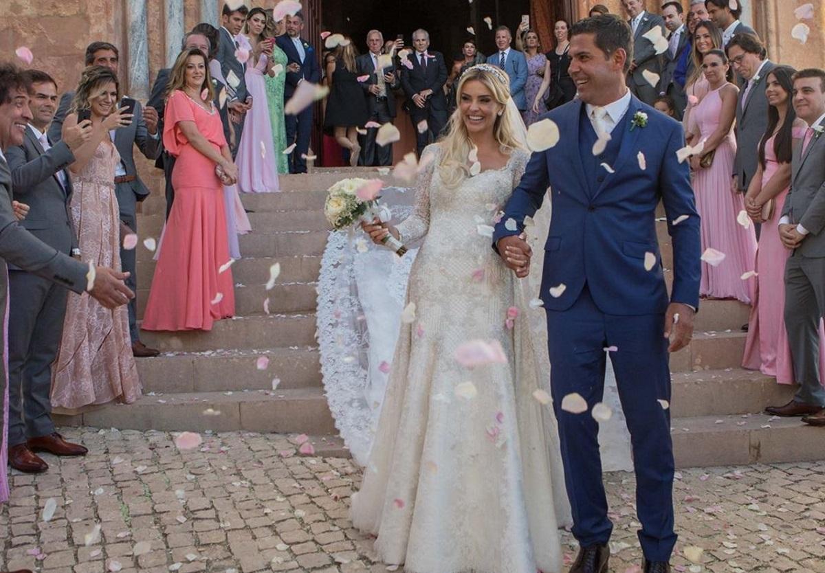 Ντόντα Μιράντα: Ο πρώην σύζυγος της Ωνάση θα γίνει πατέρας! Έγκυος η Denize Severo