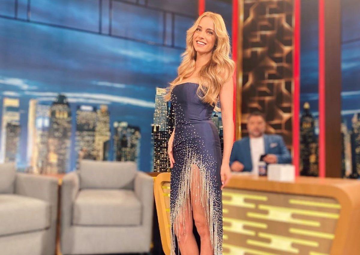 Δούκισσα Νομικού: Grande εμφάνιση σε τηλεοπτική συνέντευξη μετά από καιρό! [pics] | tlife.gr