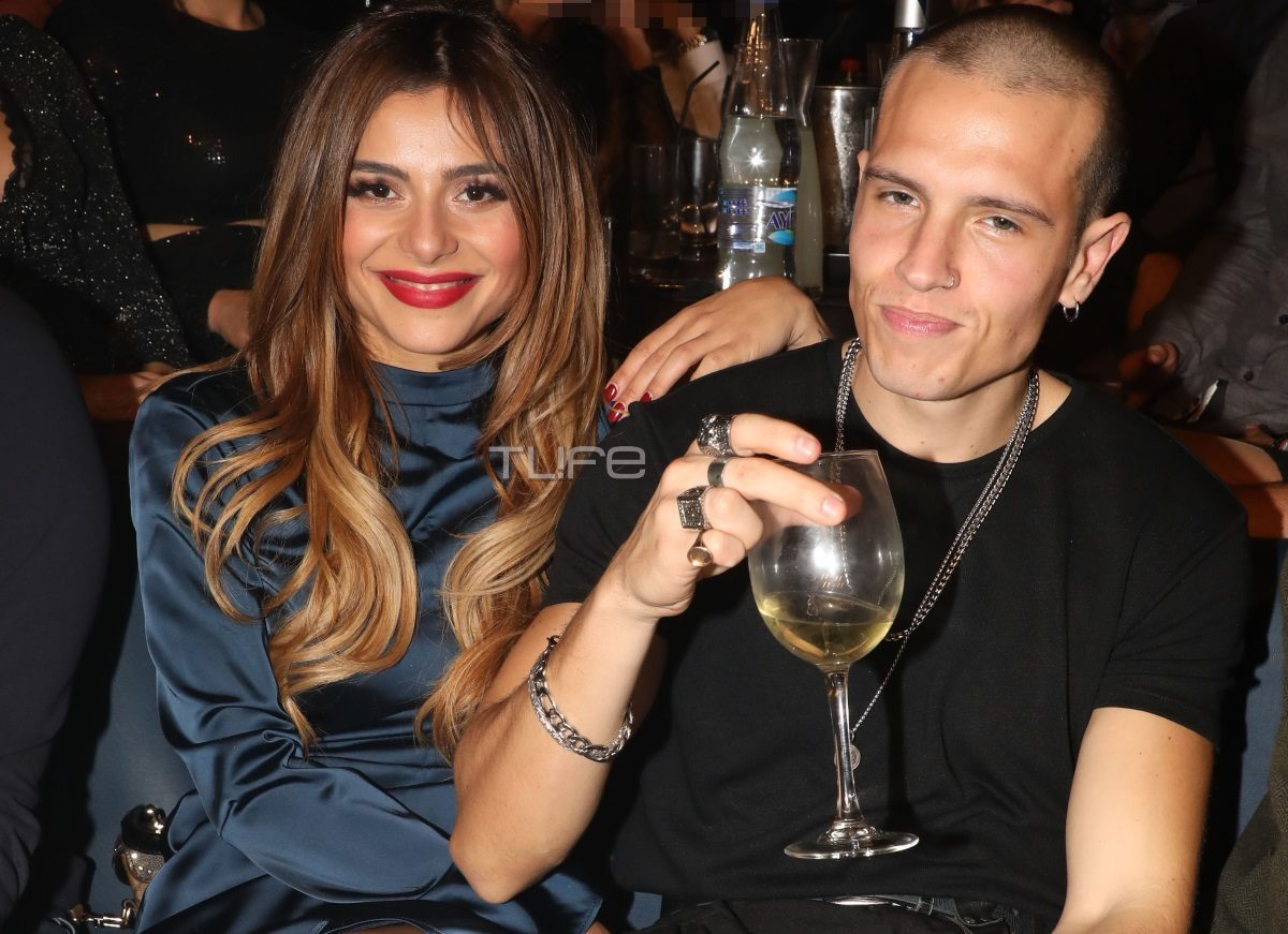 Ελευθερία Ελευθερίου: Ο Δημήτρης Ταταράκης έγινε 25 και εκείνη του εύχεται με τον πιο γλυκό τρόπο! | tlife.gr
