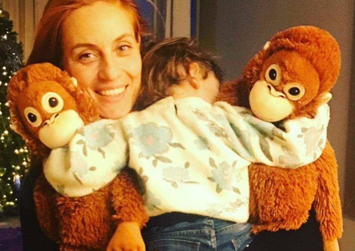 Ελεονώρα Μελέτη: Τα παιχνίδια της κόρης της στο παιδικό δωμάτιο και η όμορφη καθημερινότητά τους! [pics,video]