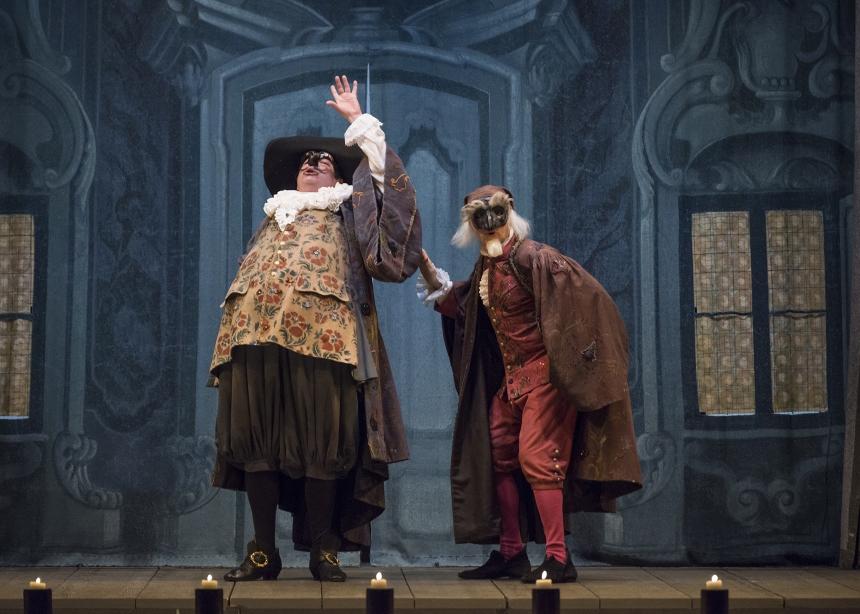Το Εθνικό Θέατρο συνεργάζεται με το Piccolo Teatro του Μιλάνο και δημιουργούν μία εκπληκτική παράσταση!