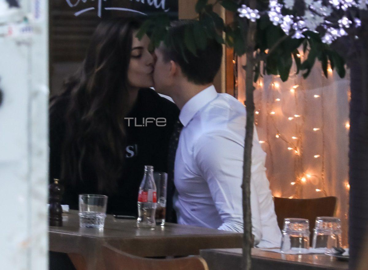 Εύη Ιωαννίδου: Είναι ερωτευμένη! Φιλιά και αγκαλιές με τον νέο της σύντροφο στο Κολωνάκι! | tlife.gr