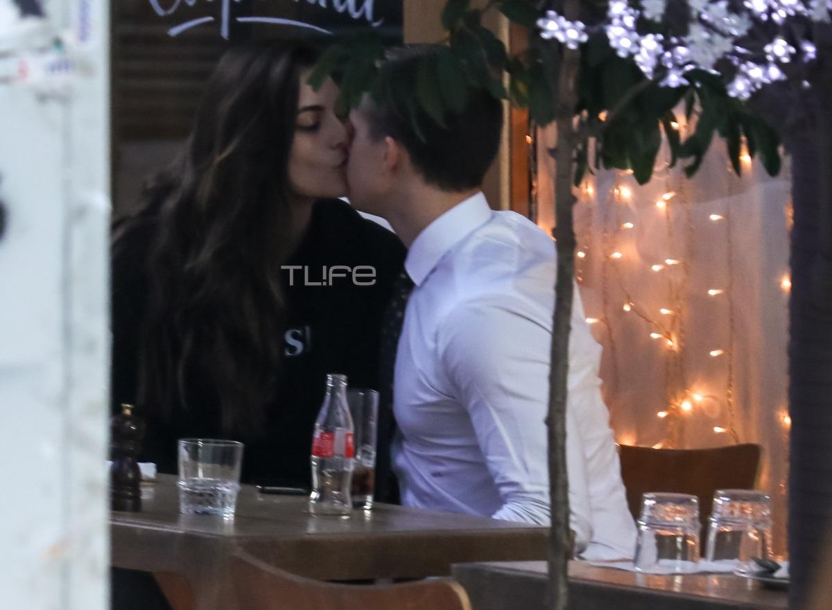 Εύη Ιωαννίδου: Είναι ερωτευμένη! Φιλιά και αγκαλιές με τον νέο της σύντροφο στο Κολωνάκι!