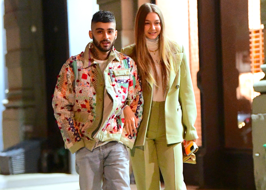 Η Gigi Hadid & Zayn Malik είναι (μάλλον) ξανά μαζί! Δες τις πιο stylish εμφανίσεις τους   tlife.gr