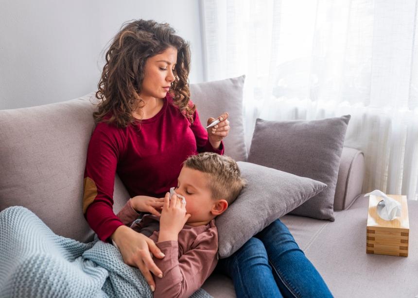 Γρίπη, κρυολόγημα ή κορονοϊός: Η καλύτερη πρόληψη είναι η προσωπική υγιεινή!