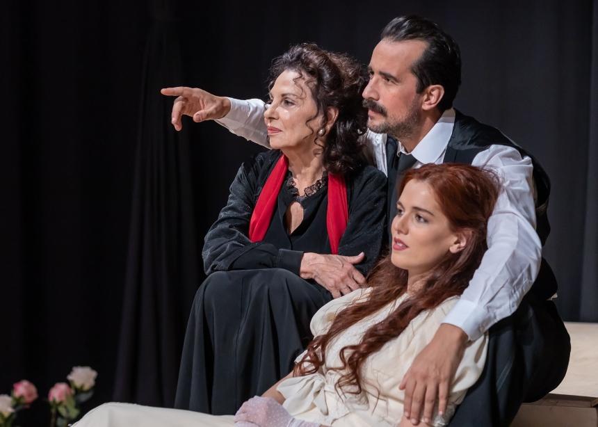 Ο Τάσος Νούσιας και η Μπέτυ Λιβανού σε μία «Ιστορία Χωρίς Όνομα»…   tlife.gr